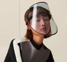 Louis Vuitton Rilis Face Shield Modis, Dijual Seharga Motor